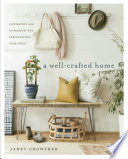 Book A Well crafted Home