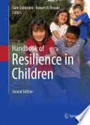 Handbook of Resilience in Children Pdf/ePub eBook