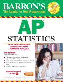 Barron s AP Statistics  9th edition