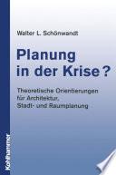 Planung in der Krise