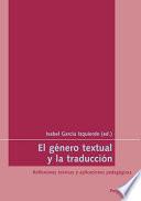 El género textual y la traducción