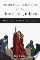 Power and Politics in the Book of Judges