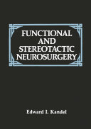 download ebook functional and stereotactic neurosurgery pdf epub