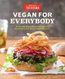 Vegan for Everybody Book
