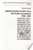 Freies Radio in den USA