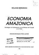 Amazon economics