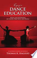 Legacy in Dance Education