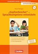 """""""Kopfzerbrecher"""" - Sprachkompetenz entwickeln"""
