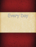 download ebook every day pdf epub