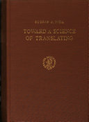 Toward a Science of Translating