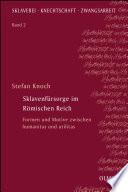 Sklavenfürsorge im Römischen Reich