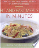 Prevention s Fit and Fast Meals in Minutes