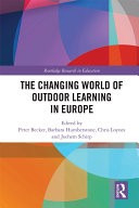 The Changing World of Outdoor Learning in Europe