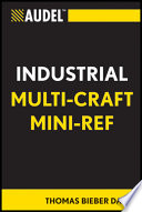 Audel Multi Craft Industrial Reference