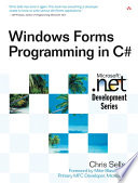Windows Forms Programming In C