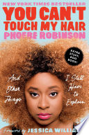 You Can t Touch My Hair Deluxe Book PDF