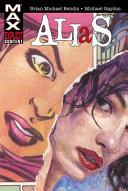 Alias Omnibus New Printing  book