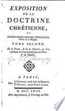 Exposition de la doctrine chrétienne