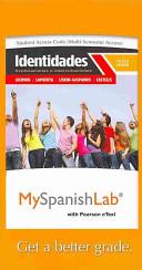 Identidades MySpanishLab Access Code