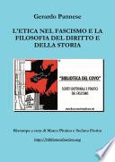 L Etica Nel Fascismo E La Filosofia Del Diritto E Della Storia