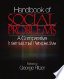 Handbook of Social Problems State Of Knowledge Of Social
