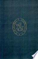 Le mouvement poétique français de 1867 à 1900