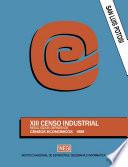 San Luis PotoYES  XIII Censo Industrial  Resultados definitivos  Censos Econ  micos 1989