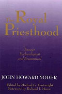 The Royal Priesthood