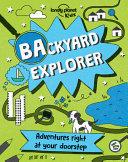 Lonely Planet Backyard Explorer