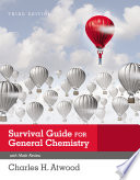 Survival Guide for General Chemistry with Math Review and Proficiency Questions  How to Get an A