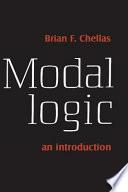 Modal Logic