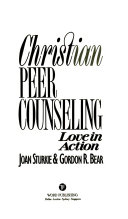 Christian Peer Counseling