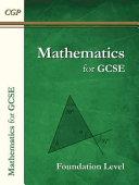 Maths for GCSE  Foundation Level