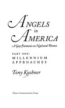 Angels in America Part 1
