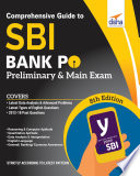 Comprehensive Guide To Sbi Bank Po Preliminary Main Exam 8th Edition