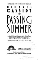 The passing summer