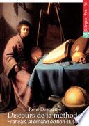 illustration du livre Discours de la méthode (Français Allemand édition illustré)