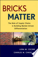 Bricks Matter Management System Supply Chain Management Processes