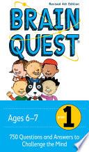 Brain Quest Grade 1  revised 4th edition