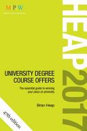 HEAP 2017  University Degree Course Offers