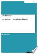 Joseph Beuys - der religiöse Künstler