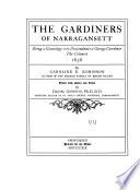 The Gardiners of Narragansett