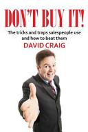 Ebook Don't Buy It! Epub David Craig Apps Read Mobile
