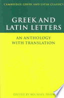 Greek and Latin Letters