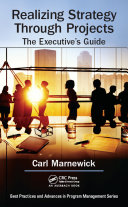 Realizing Strategy Through Projects: The Executive's Guide : but they should know how...