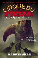 Cirque Du Freak 4 Vampire Mountain book