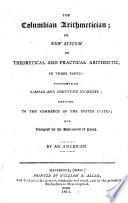 The Columbian Arithmetician