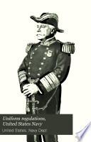 Uniform Regulations  United States Navy