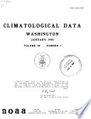 Climatological Data