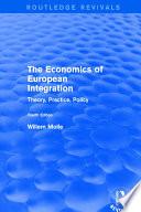 Revival The Economics Of European Integration 2001  book